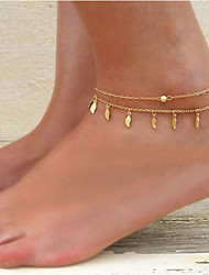 cheap -Tassel Anklet - Unique Design, Tassel, Fashion For Party Daily Casual Women's
