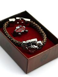 preiswerte -Schmuck Inspiriert von Tokyo Ghoul Cosplay Anime Cosplay Accessoires Armband Ring Aleación Herrn Damen neu