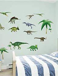 3d wall stickers wall decals stil dinosaur pvc wall stickers