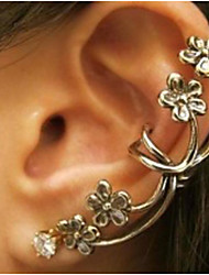 Women's Ear Cuffs Costume Jewelry Alloy Jewelry For Party Daily