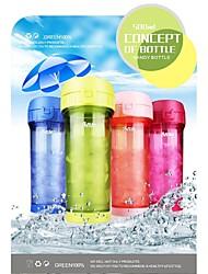 billige -Vandflasker Cykling / Cykel Rustfrit Stål Grøn / Blå / Lys pink