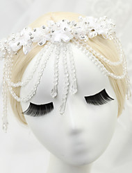 baratos -pulseira de cristal strass headpiece clássico estilo feminino