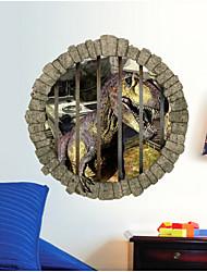 Недорогие -2015 новых Парк юрского периода динозавра любителей кино росписи искусства стены стикер