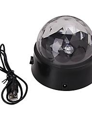 DIY LED mini rotanti piccolo nightlight palco