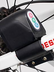 baratos -Chifre de bicicleta elétrica alarme Ciclismo de Lazer / Ciclismo / Moto / Bicicleta  Roda-Fixa ABS