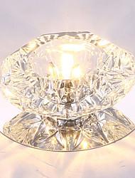 billige -Takmonteret Baggrundsbelysning - Krystal, LED, 110-120V / 220-240V, Varm Hvid / Kold Hvid / RGB, LED lyskilde inkluderet / 5-10㎡