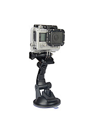 cheap -Accessories Suction Cup High Quality For Action Camera Gopro 5 Gopro 4 Gopro 3 Gopro 3+ Gopro 2 Sports DV Plastic