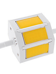 cheap -1 pcs R7S 6W 3 COB 450-500LM Warm White/Cool White A Corn Bulbs AC 85-265V