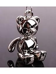 Metal Activities Teddy Bear Key Pendant