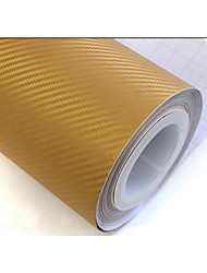 "cheap -Lorcoo™ Simcarbon 3D Carbon Fiber Vinyl Film Wrap  12"" X 50"" Sheet(Free Gift Edge Squeegee)"