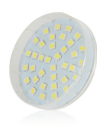 cheap -LeXing GX53 5W 36X5050SMD 300-400LM Warm White/COOL White/Natural White LED Cabinet Lamp (220~240V)