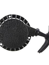 Недорогие -2 инсульта мини двигатель четырехъядерный тянуть начать pullstarter пит Байк металла