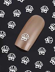 preiswerte -- Finger / Zehe - Nail Schmuck - Metall - 500 Stück - 10*7*0.3 cm