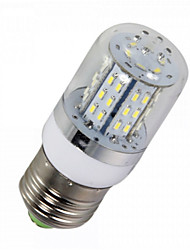 abordables -ywxlight® 5w e14 e27 led luces de maíz 48smd 3014 450lm blanco cálido blanco frío regulable dc / ac 12 v 1 unid