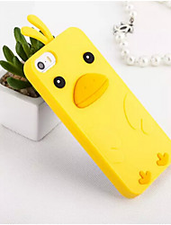 For iPhone 8 iPhone 8 Plus iPhone 5 Case Case Cover Shockproof Back Cover Case 3D Cartoon Soft Silicone for Apple iPhone 8 Plus iPhone 8