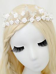 headband de liga de cristal headpiece elegante estilo feminino clássico