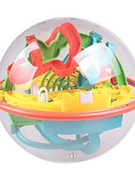 Недорогие -Новые 3D лабиринт шар 118 уровней Tricky трековых детские развивающие игрушки магический шар игра интеллекта подарок для детей