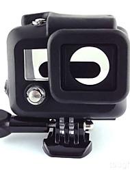abordables -Cadre Souple Etui de protection Pratique Pour Caméra d'action Gopro 3 Silicone