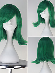 Cosplay Wigs Fairytale Movie Cosplay Green Solid Wig Halloween Christmas New Year Female