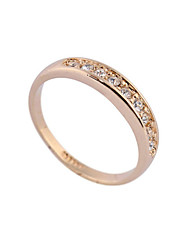 cheap -Ring - Stylish Gold Silver Ring For Wedding Party / Evening