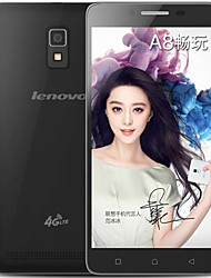 "abordables -Lenovo Straight 5.0 "" Android 5.1 Smartphone 4G (Dual SIM Quad Core 8 MP 1GB + 8 GB Negro)"