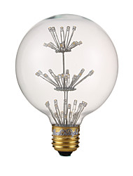 3W LED Globe Bulbs G80 47 Dip LED 150 lm Warm White 3000 K V