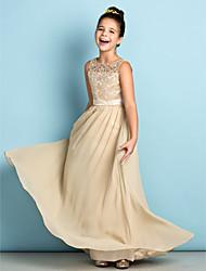 ジュニアブライドメイドドレス