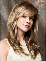 Недорогие -2 015 новых прибытия Cheveux волосы прямые длинные прямые синтетические волосы парики женщин моды