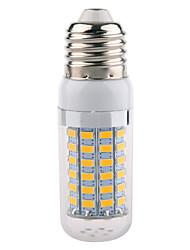 E14 G9 GU10 E26/E27 LED Corn Lights T 69 SMD 5730 1600 lm Warm White Cold White 2800-3200/6000-6500 K Decorative AC 220-240 AC 110-130 V