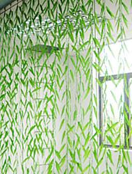 1 Une succursale Polyester Plantes Guirlande et Fleur Murale Fleurs artificielles