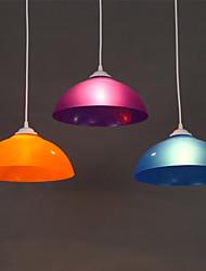 cheap -Bowl Pendant Light Downlight - LED White, Bulb Not Included / 10-15㎡