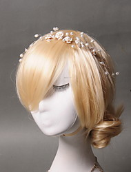 Imitation Pearl Acrylic Headbands Headpiece