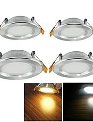 Luci a sospensione 25 SMD 2835 500 lm Bianco caldo Luce fredda 3000/6000 K Decorativo AC 100-240 V
