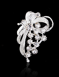 cheap -The Of Flowers Brooch Clothing Accessories-21