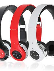 estensibile&pieghevole wireless bluetooth v3.0 cuffia cuffia con microfono per iPhone6 iphone 6plus bordo s6 s6