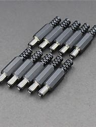 connettori per la potenza continua l0525a 2,1 mm (10 pezzi)