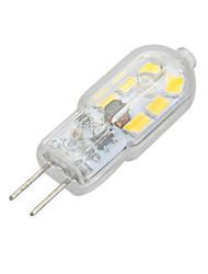 G4 LED Bi-pin Lights Recessed Retrofit 12 SMD 2835 100-200 lm Warm White Cold White 3500/6500 K Decorative AC 12 DC 12 V