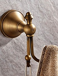 cheap -Robe Hook Antique Brass Antique Brass