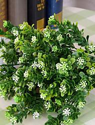 preiswerte -7 Gabel m Bluegrass Kunststoffpflanzen künstliche Blumen, Bouquet