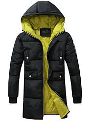 economico -MEN - Giacche e cappotti - Informale Supporto - Maniche lunghe Misto cotone