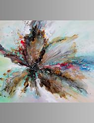 Stampa su tela di fiori di arte del fiore pronto a appendere
