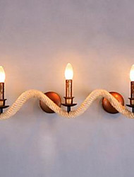cheap -Modern/Contemporary Wall Lamps & Sconces For Metal Wall Light 110-120V 220-240V