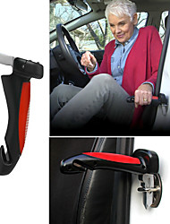 cheap -Deluxe Auto Car Mobility Standing Aid Cane Grip Handle - Super Bright Led Flashlight