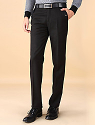 cheap -Men's Suits , Work  Formal Pure Polyester