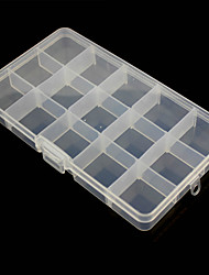 cheap -15-Compartment Free Combination Plastic Storage Box for Hardware Tools