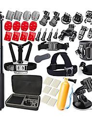 preiswerte -Antibeschlageinsatz / Anti-Beschlag Einlage Schutzhülle Taschen Schraube Boje Action Cam ZubehÖr Saugnapfhalterung Träger Handgriffe