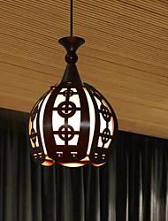 Luzes Pingente - Madeira/Bambu - LED -Sala de Estar / Quarto / Sala de Jantar / Cozinha / Banheiro / Quarto de Estudo/Escritório / Quarto