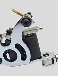 Недорогие -Индукционная тату-машинка Professiona машины татуировки Углеродистая сталь Линия и оттенок тиснение