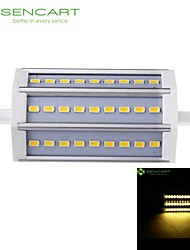 cheap -SENCART 800-900lm R7S LED Floodlight Recessed Retrofit 27 LED Beads SMD 5730 Dimmable Warm White / Cold White 85-265V / 1 pc