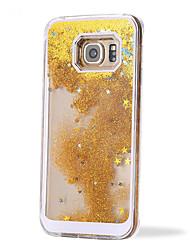 cheap -Liquid Glitter Colorful Paillette Sand Quicksand Back Case Cover For Samsung Galaxy S3/S4/S5/S6/S6 Edge/S6 Edge + S8 PLUS S8